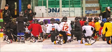 Bulls summer hockey camps offer players the OHL experience– Image 1