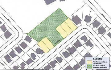 Park re-configuration chosen