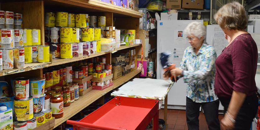 Food Bank Etobicoke Volunteer