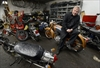 VIDEO: Motorcycles and poetry in the garage