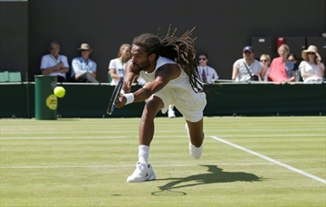 Dustin Brown loses at Wimbledon 2 days after beating Nadal-Image1