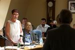 A hot-kitchen debate at council