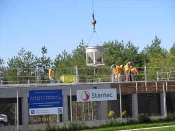 Solstice construction