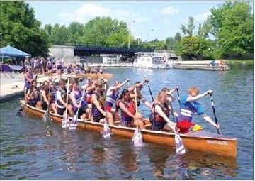 Rideau Canoe Club paddles to provincial win– Image 1
