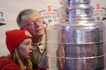 Rogers Hometown Hockey Tour stops in Barrie