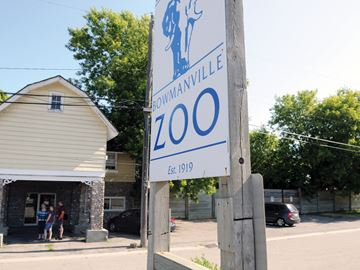 Bowmanville Zoo Closing