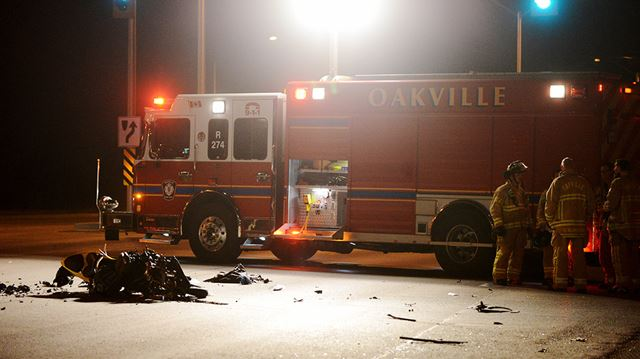 Serious crash closes Dundas at Eighth Line in Oakville