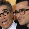 Eugene Levy collaborates with son on 'Schitt's Creek'