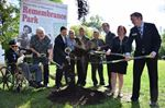 Remembrance Park gaining traction