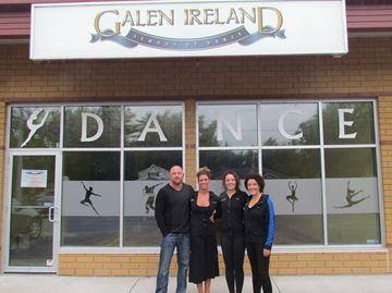 Galen Ireland School of Dance expands to Wasaga