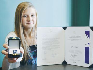 Youth wins Govenor General award