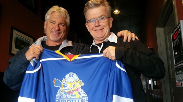 Oakville natives bringing hockey to Southern states