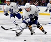 Leafs place Marner on IR; Gauthier recalled-Image1