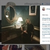 Ellie Goulding weeps during Bradley Cooper's performance-Image1
