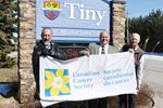 Daffodil month kicks off in north Simcoe