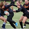 OUA women's rugby Gryphons vs. Queen's