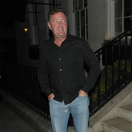 Piers Morgan brands Shia rape claims 'cheap PR'-Image1