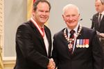 Finley joins Order of Canada