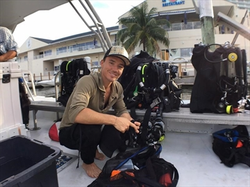 Canadian filmmaker Rob Stewart is seen in this undated handout photo. A Toronto filmmaker who died while diving off the Florida coast was mourned by hundreds at his funeral today.Rob Stewart's body was found on Feb. 3 after a search lasting several days. THE CANADIAN PRESS/HO, Cineplex *MANDATORY CREDIT*