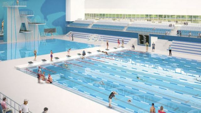 Scarborough Swim Club Will Call New Toronto Pan Am Sports Centre Pool Home