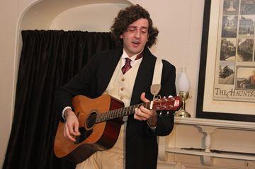Singing Sir John