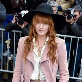 Florence Welch's Beckham break-Image1