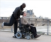 Francois Cluzet  and Omar Sy star in 'The Intouchables,' which starts the fall 2012 Cambridge Cineseries season.