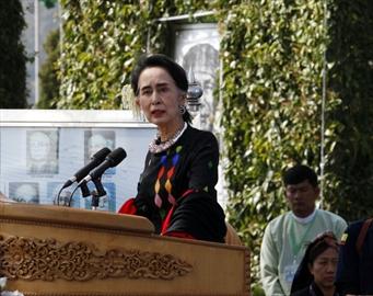 Burma's (not) Mother Teresa