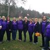 Nurses on Hospice Hearts team Hike for Hospice Simcoe in Barrie