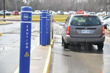 Parking at Peterborough Regional Health Centre