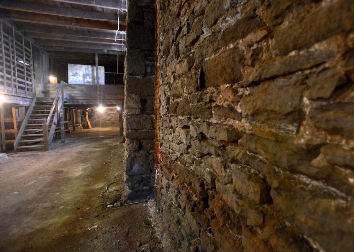 100 Year Old Hamilton Wine Cellar Uncorked Therecord Com