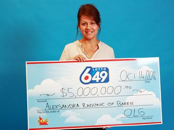 $5 million winner