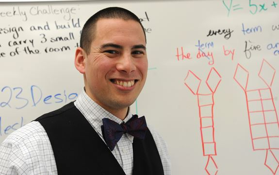 Math War More About Words Than Numbers Says Peel Teacher