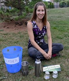 Oakville resident takes on challenge to live waste-free for a year