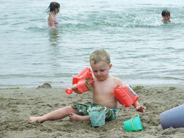 Orillia beach postings lifted