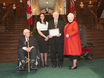 Ontario Heritage Awards