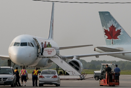 air canada summary Executive summary from the beginning, it was very apparent that air canada has come up with a very thorough contract agreement between themselves and their customers.
