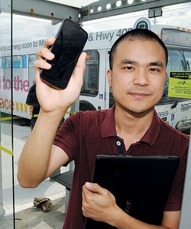 Barrie bus info at your fingertips with new transit app