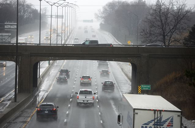 Massive Highway 401 construction coming to Oshawa in 2021 with bridge replacements