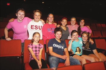 Camp teaches budding actors about teamwork– Image 1