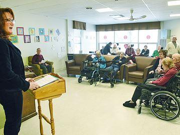 Seniors long-term care