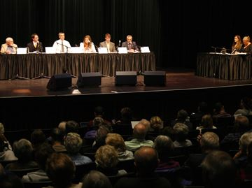 The Huntsville candidates debate