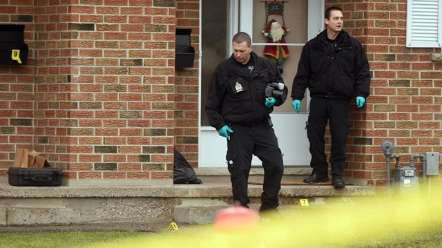 Police Investigate Whether Two Kitchener Shootings Are