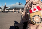 Canadian military planes flying over Syria-Image1