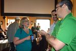 Elizabeth May in Bracebridge