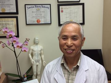 Waterdown acupuncturist Jae Joo