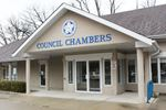 Wasaga Beach council chambers