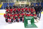 Collingwood Blackhawks win silver stick tournament on home ice