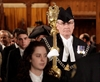 Sergeant-at-arms credited for saving lives-Image1