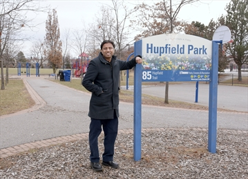 Councillor Neethan Shan (Ward 42, Scarborough-Rouge River) requested the renaming of Hupfield Park for Canadian civil rights pioneer Viola Desmond.
